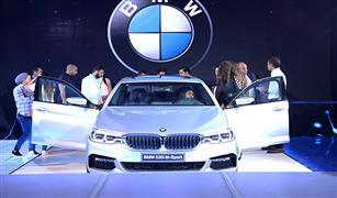 بالصور.. البافارية  تعلن بدء تجميع الجيل السابع من BMW الفئة الخامسة في مصر