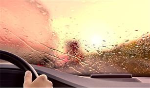 قبل الانطلاق بسيارتك.. اليوم  انخفاض في الحرارة واحتمال سقوط أمطار