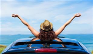 دهان عجلة القيادة بالفيزيلين..7 نصائح ذهبية للحفاظ على سيارتك فى الصيف