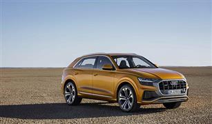 الفخامة والأداء الرياضي يجتمعان.. Audi Q8 في الشرق الأوسط قريبا