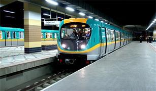 حالة الطوارئ بمحطات مترو الأنفاق بالخطوط الثلاثة، استعدادا لاستقبال عيد الفطر المبارك