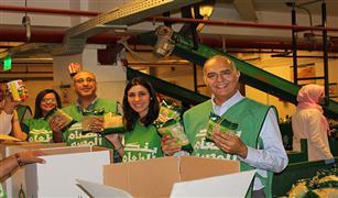 جنرال موتورز مصر تواصل التعاون مع بنك الطعام المصري لتنمية المجتمع