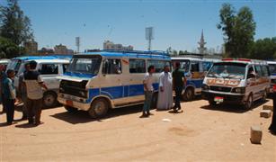 حملات مرورية لمنع استغلال المواطنين برفع الأجرة فى العيد