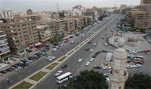 تحويلات مرورية  بمصر الجديدة  لتطوير شارع الميرغني.