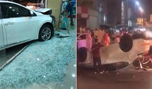 اقتحام صيدلية.. السوشيال ميديا ترصد أقوي حوادث السعوديات في يوم القيادة الأول