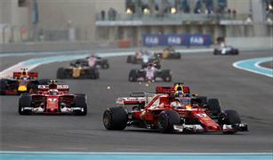 فورمولا واحد - جائزة بريطانيا الكبرى: ترتيب بطولة العالم