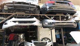 """""""المضطر يركب الصعب"""".. شعار تجار قطع غيار السيارات بالحرفيين بعد ارتفاع الأسعار.. فيديو وصور"""