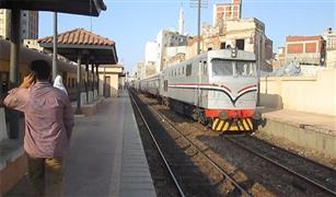 السكة الحديد تكشف حقيقة ترك سائق قطار الشباب والرياضة كابينة القيادة