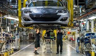 نمو مبيعات بي.إس.إيه الفرنسية للسيارات في النصف/1 رغم انسحابها من إيران