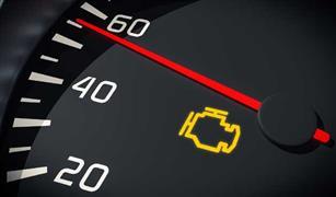 طريقة سهله لاطفاء  انوار مؤشر  اعطال محرك السيارة بتابلوه السيارة