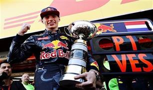 فيرستابين يحرز لقب سباق فورمولا1- في النمسا