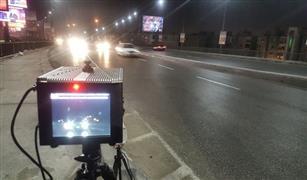 """""""متحدث مرور الجيزة: احترسوا من تقنية كاميرات كوبري أكتوبر الجديدة"""