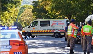 مقتل 11 سائق سيارة أجرة في جنوب إفريقيا كانو عائدين من جنازة