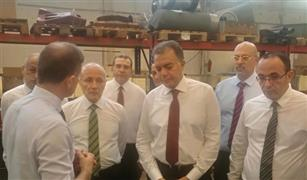 وزيرا النقل والإنتاج الحربي في جولة أوروبية لتطوير قطاع السكك الحديدية