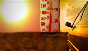 ارتفاع قياسي في الحرارة اليوم.. لاتهمل فحص المياه بسيارتك