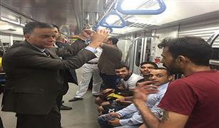 وزير النقل: غلق محطة مترو المرج الجديدة يستمر 5 أشهر