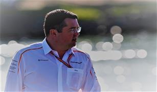 مدير السباقات في ماكلارين يستقيل من منصبه