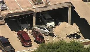 بالفيديو.. مذبحة سيارات في ولاية  تكساس الأمريكية