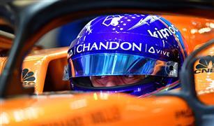 ساينث يحل مكان ألونسو بفريق مكلارين المنافس بسباقات سيارات فورمولا1-