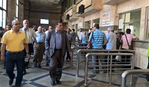 """رئيس """"السكك الحديدية"""": مقاعد شاغرة بالقطارات في العيد بعد القضاء على السوق السوداء"""