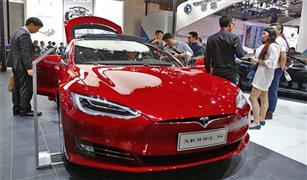 شركة تسلا الأمريكية للسيارات تسعى للحصول على تمويل صيني لبناء أول مصنع لها في بكين