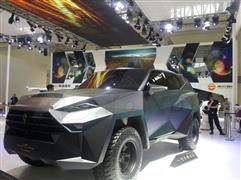 شاهد   السيارة الصينية Karlmann King أفخم وأغلى مركبة دفع رباعي في العالم/فيديو صور