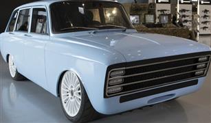 بالصور.. سيارة روسية كهربائية تنافس تيسلا الأمريكية