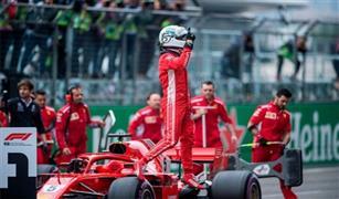 فيتيل يسجل أسرع زمن في التجربة الثالثة لسباق فورمولا1- البلجيكي