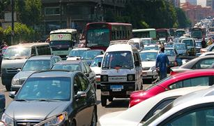 رسميا ..9.9 مليون مركبة مرخصة حتى نهاية 2017 فى مصر