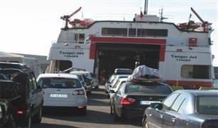 جمارك السويس تفرج عن 317 سيارة بنظام الافراج المؤقت
