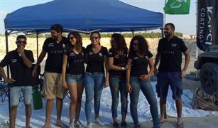 """يارا شلبي: أشجع الفتيات لدخول عالم الرالي.. وأشارك في """"تالون"""" بـ3 متسابقات  فيديو"""