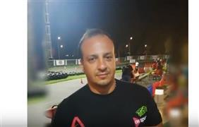 """زينة عبدالقادر تحاور مؤسس سباقات """" Revit up"""".. وترصد أبرز مشاكله أثناء السباق"""