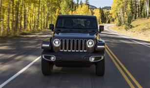 الشركة المتحدة للسيارات تكشف النقاب عن جيب رانجلر الجديد كليا