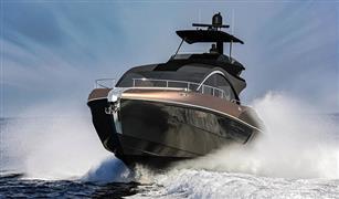 """فخامة لكزس تنتقل إلى البحر..  يخت """"LY 650"""" أحدث صيحات الرفاهية"""