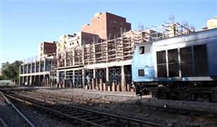 الإشارات الجديد لخط الصعيد تسمح بسير القطارات بسرعة 160 كم بدلا من 120