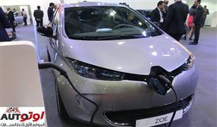 """شاهد بالفيديو والصور سيارة رينو الكهربائية بمعرض """"أوتوماك فورميلا"""""""