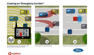 فورد تطور نظاما ينبهك إلى وجود سيارات الطوارئ حولك| فيديو