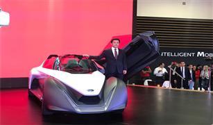"""خالد حسني: السيارات الصينية أعطت زخما لمعرض """"أتوماك فورميلا"""""""