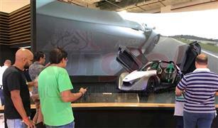 """""""بليد جلايد"""".. سيارة نيسان الذكية بمعرض أوتوماك فورميلا.. تعرف على مواصفاتها"""
