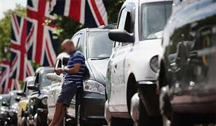 نتاج السيارات في بريطانيا يهبط 13 بالمئة في أغسطس