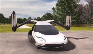 بالفيديو.. جلي الصينية تنتج أول سيارة طائرة قريبا