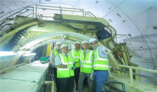 د.عمرو شعت :  مترو الخط الثالث  يصل الكيت كات نوفمبر 2021