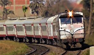 السكك الحديدية: تأخير بعض القطارات على خطوط الوجه البحرى لمدة أسبوع