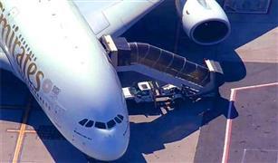 """مسؤول أمريكي: ركاب """"طيران الإمارات"""" المرضى أصيبوا بالأنفلونزا"""