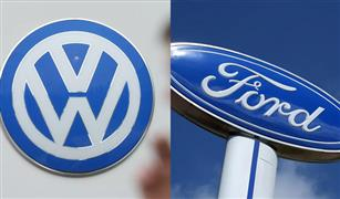 """""""ديترويت للسيارات"""" يكشف عن تحالف عالمي بين فولكس فاجن وفورد"""