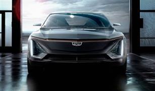كاديلاك تعرض أول سيارة كهربائية بالكامل من فئة السيارات الفارهة