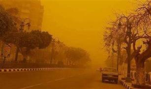 هل قيادة السيارة على الطرق السريعة آمنة فى أثناء العواصف الرملية والترابية؟