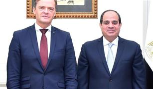 مرسيدس تعلن إنشاء مصنع لتجميع سياراتها فى مصر بالتعاون مع شريك محلى