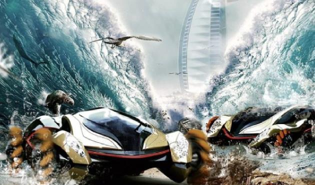 سيارة المستقبل البرمائية.. للأغنياء فقط