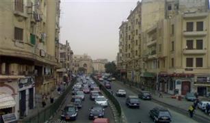 عودة الحركة المرورية الطبيعية إلى شارع الأزهر بعد انتهاء مولد الحسين